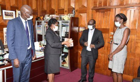 Uganda Parliament Donates SHS 31 Million to Kawempe Home Care - Newslibre