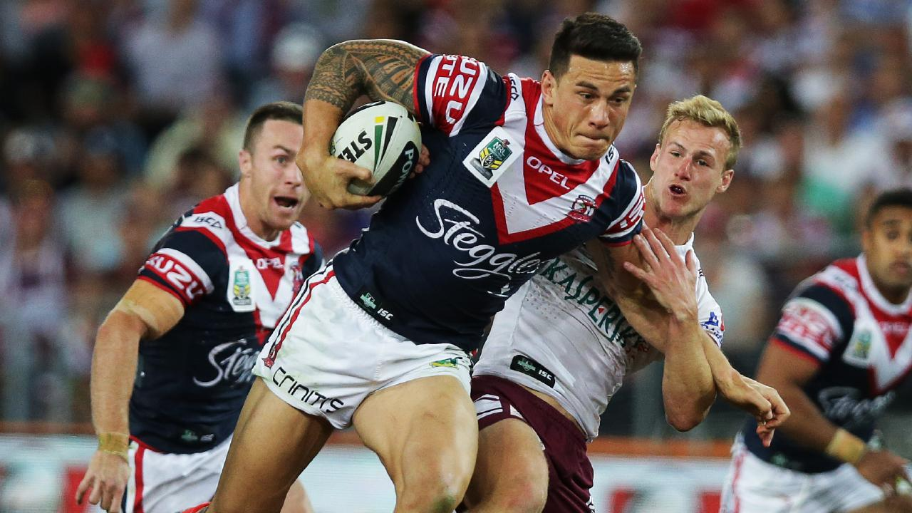 Australia Rugby League to Help Sydney Roosters Sign Sonny Bill Williams - Newslibre