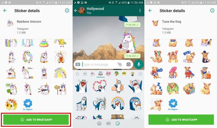 WhatsApp Getting a New Set of Animated Sticker Packs - Newslibre