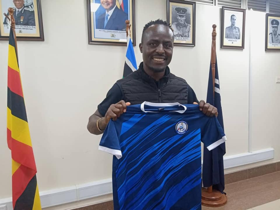 Tony Mawejje Completes Move To Uganda Premier League Side Police FC - Newslibre