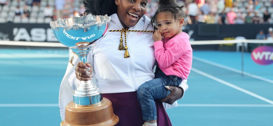 Serena Williams, Daughter And Host of Hollywood Stars Found a Womens team in LA - Newslibre