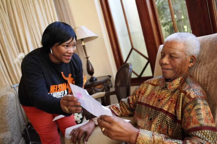Zindzi Mandela Dies at Age of 57 in South Africa - Newslibre