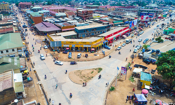 Arua City is one of the 7 new cities - Newslibre