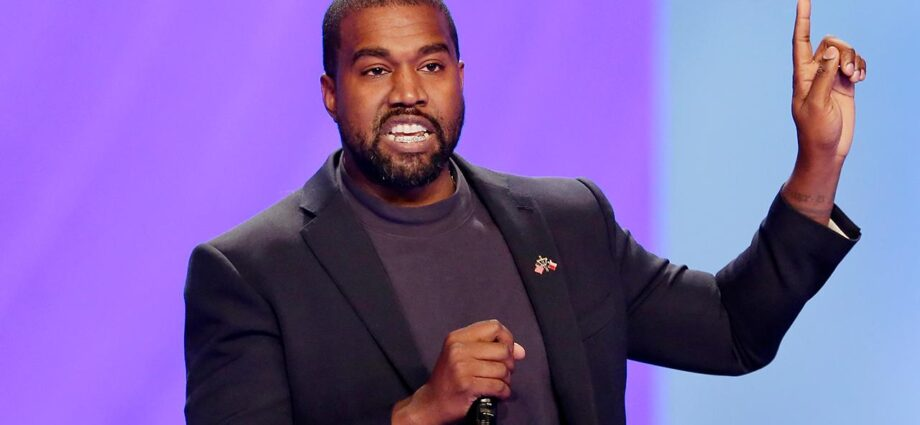Kanye West Declares His Intention to Run for US President 4 Months to Election - Newslibre