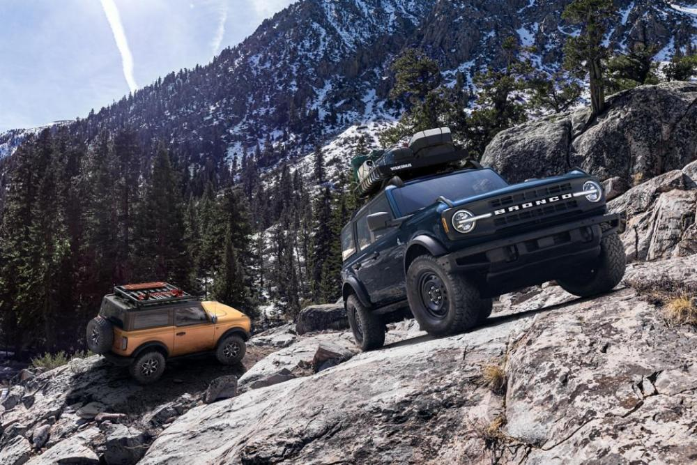 The 2021 Ford Bronco Is Back and Better than Ever - Newslibre