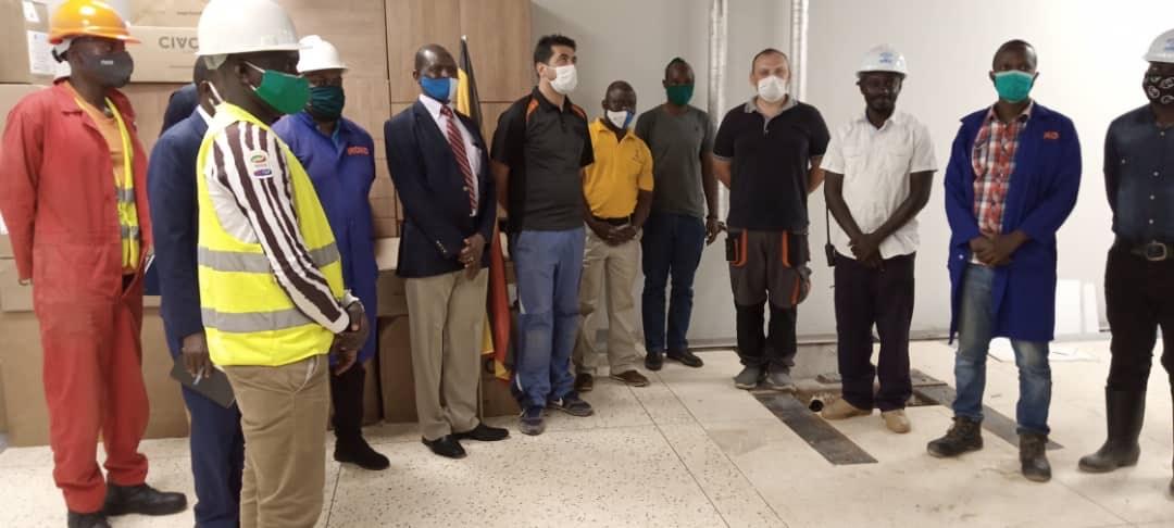 Uganda Cancer Institute Starts Installation of First ever Truebeam Radiotherapy Machine in Africa - Newslibre
