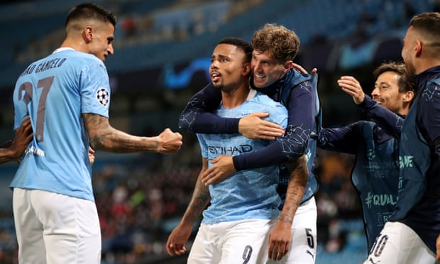 Man City Vs Real Madrid Champions League Match Review - Newslibre