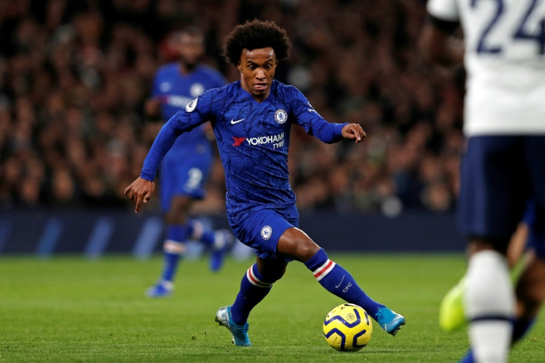 Willian Completes Move to Arsenal on 3 Year Deal - Newslibre