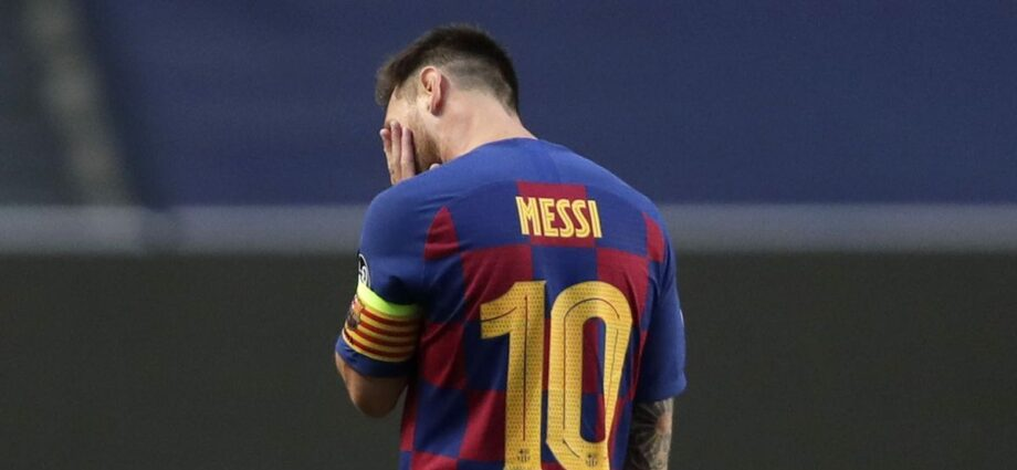 Lionel Messi Is at A Career Crossroads but A Move to United Could Be Disastrous - Newslibre