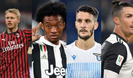 Our Top Standout XI Team for the Serie A 2019/20 Season - Newslibre
