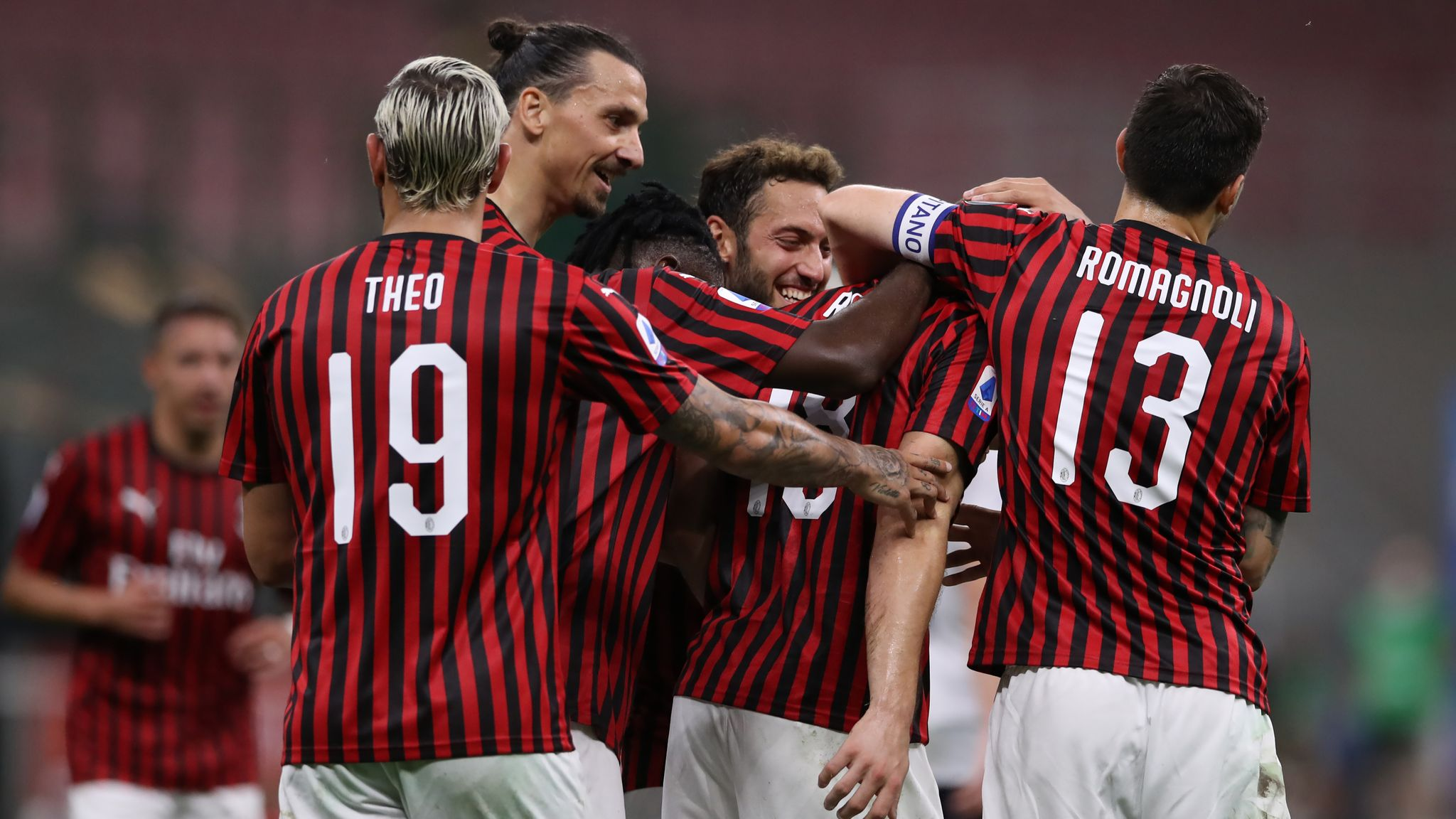 Calcio Returns: 2020/21 Italian Serie A Preview - Newslibre