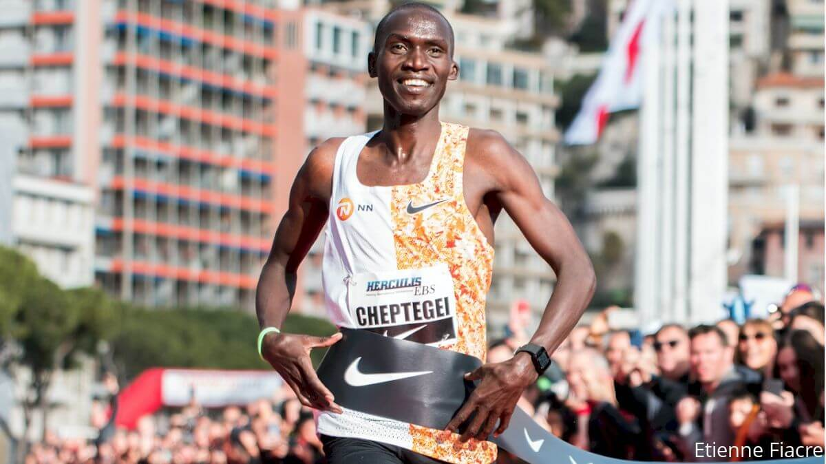 Joshua Cheptegei To be Rewarded by MTN for 5000M World Record Run - Newslibre
