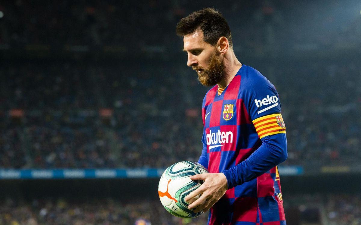 Lionel Messi and La Liga at Loggerheads over £700M Release Clause - Newslibre