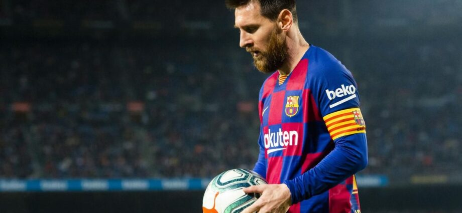 Messi, £1.5M Away from Staying at Barcelona - Newslibre