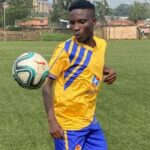 Who is Andrew Kawooya, the Teenage Sensation at the Center of Vipers-KCCA Fist-Fight?