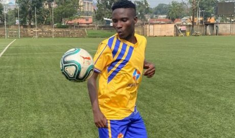 KCCA and Vipers SC In Fist Fight Over Andrew Kawooya - Newslibre