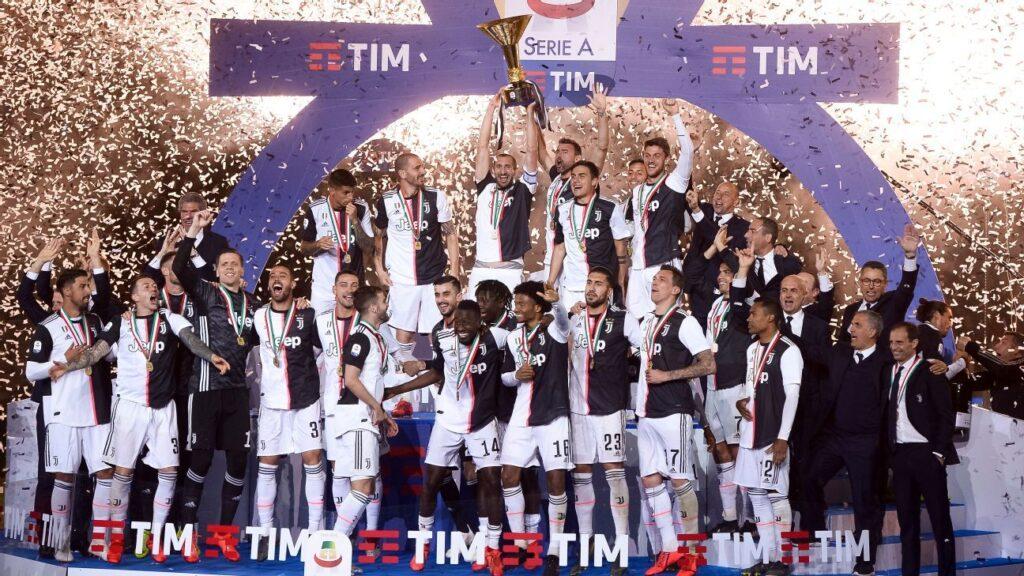 Calcio Returns: 2020/21 Italian Serie A Preview - Newslibre