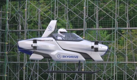 Flying Cars Tested Successfully in Japan -Newslibre