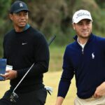 Tiger Woods and Justine Thomas Team Up to Beat Europe Team in The Payne's Valley Cup