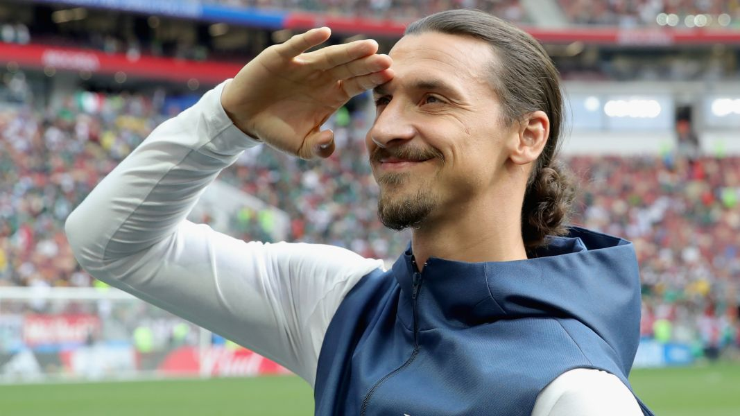 Twitter Reacts to Zlatan Ibrahimovic Testing Positive for Covid-19 - Newslibre
