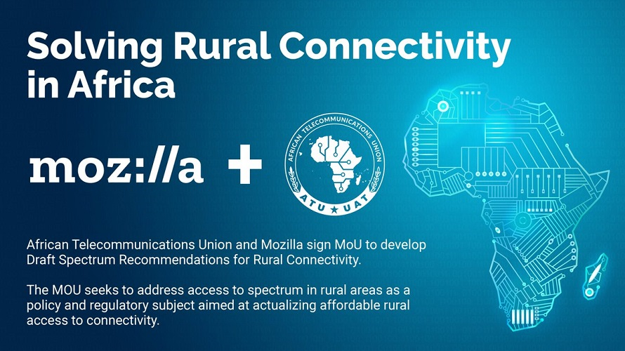 Mozilla Partners with African Telecommunications Union to Upscale Connectivity - Newslibre