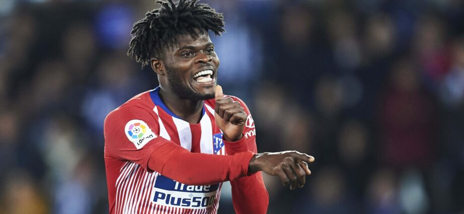 Arsenal Completes the Signing of Thomas Partey for £45M - Newslibre