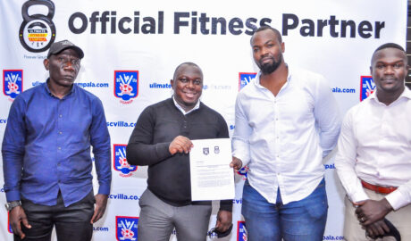 SC Villa Enters 3 Year Partnership with Ultimate Fitness Kampala - Newslibre