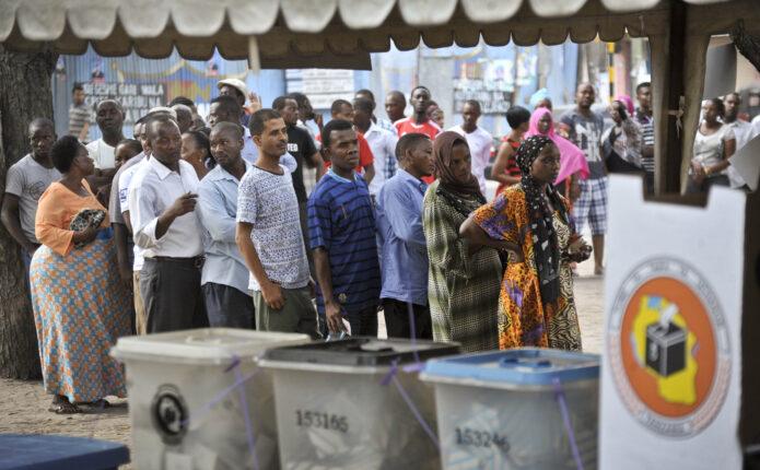 Opposition Raise Concerns of Vote Rigging in Tanzania - Newslibre