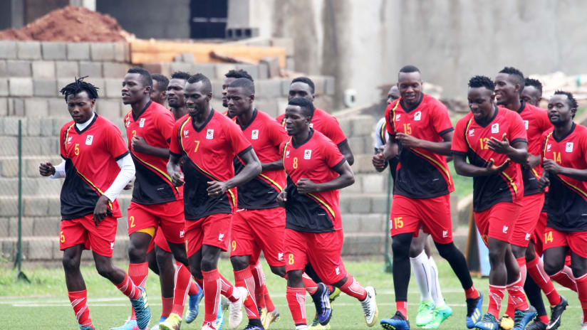 Mawejje Mawejje Named in 22-Man Uganda Squad from Local League for AFCON 2021 Qualifiers - NewslibreNamed in 22-Man Squad from Local League for AFCON 2021 Qualifiers - Newslibre