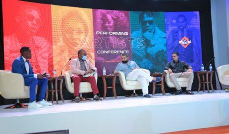 Reach a Hand Uganda Hosts First-ever Performing Artists Conference - Newslibre