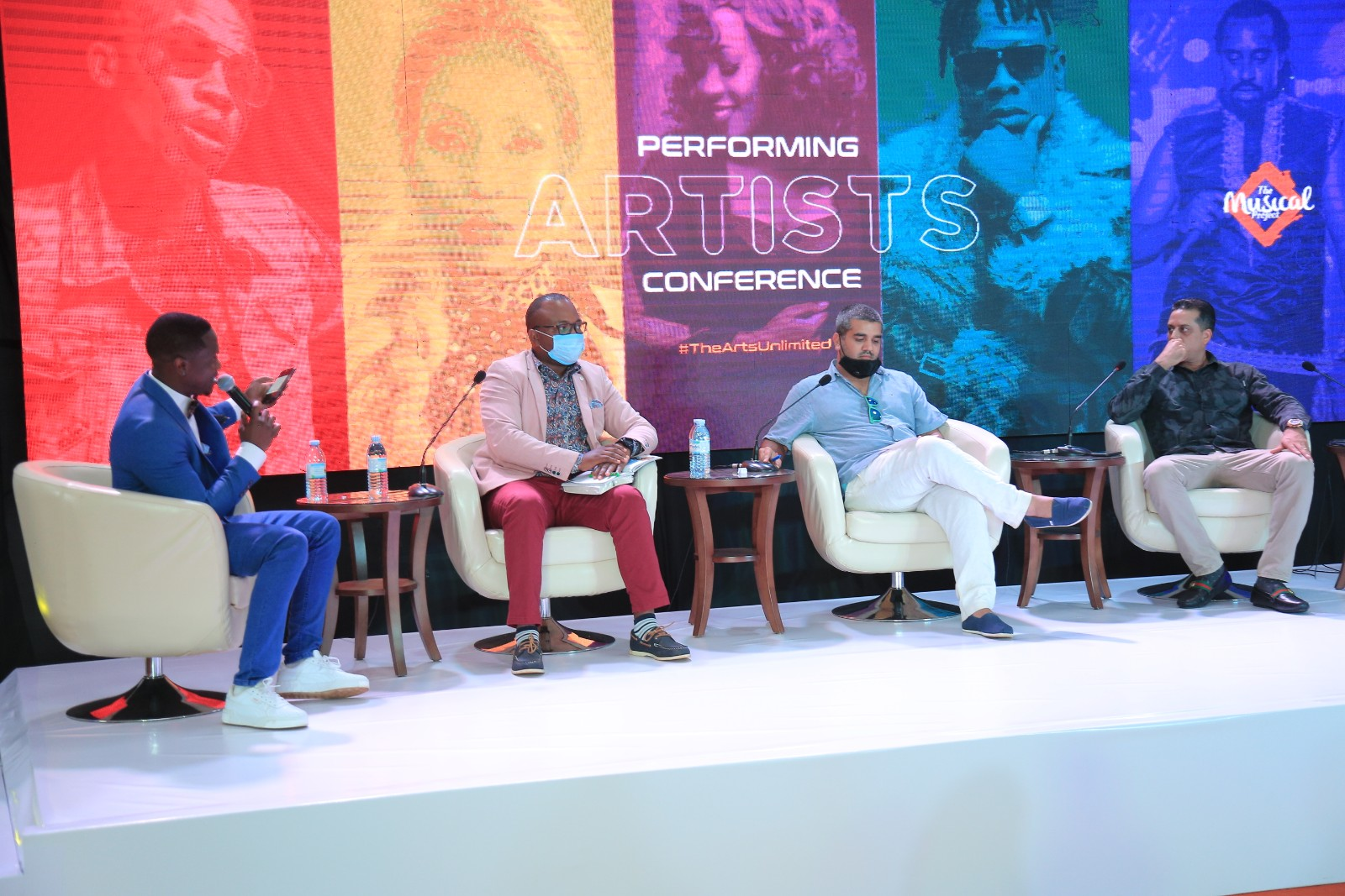Reach a Hand Uganda Hosts First-ever Performing Artists Conference - Newslibre