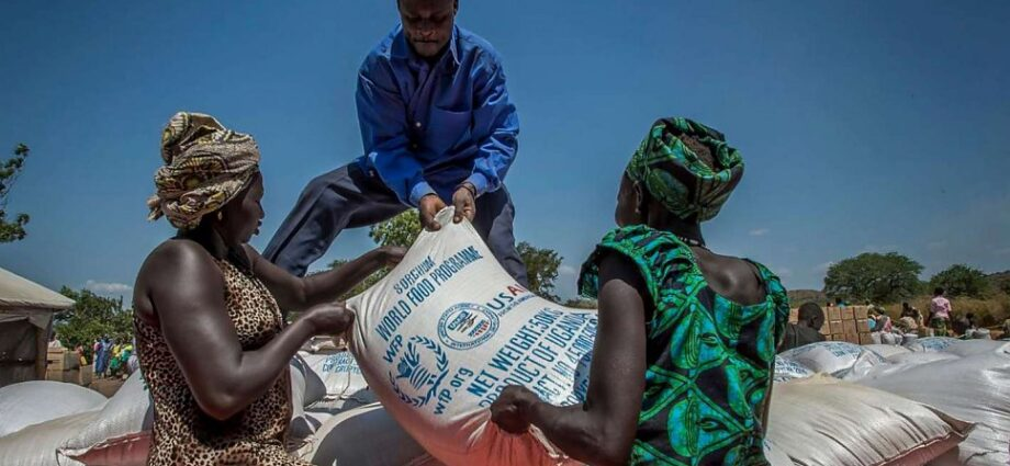 UN World Food Programme Wins Nobel Peace Award - Newslibre
