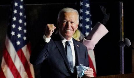 Joe Biden Will Become the 46th President of USA - Newslibre