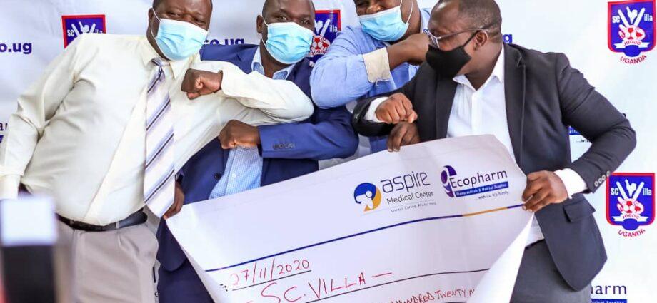 Sports Club Villa Confirms Official Medical Partner In A Deal Worth Billions - Newslibre