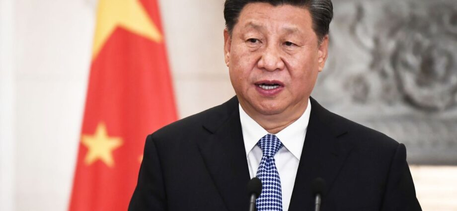 President Xi Jinping Calls for QR Code Based Global Travel System to Combat Covid-19 - Newslibre