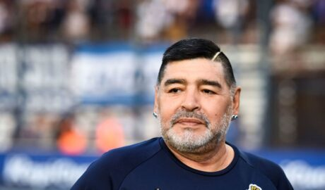 Argentina's Legend Diego Maradona Dies at 60 - Newslibre