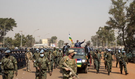 Opposition in Central African Republic Calls for Suspension of Elections over Violence - Newslibre