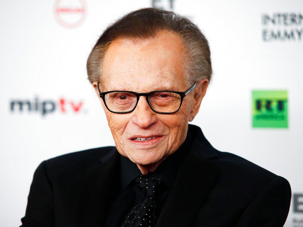 Veteran TV Host Larry King Dies Aged 87 - Newslibre