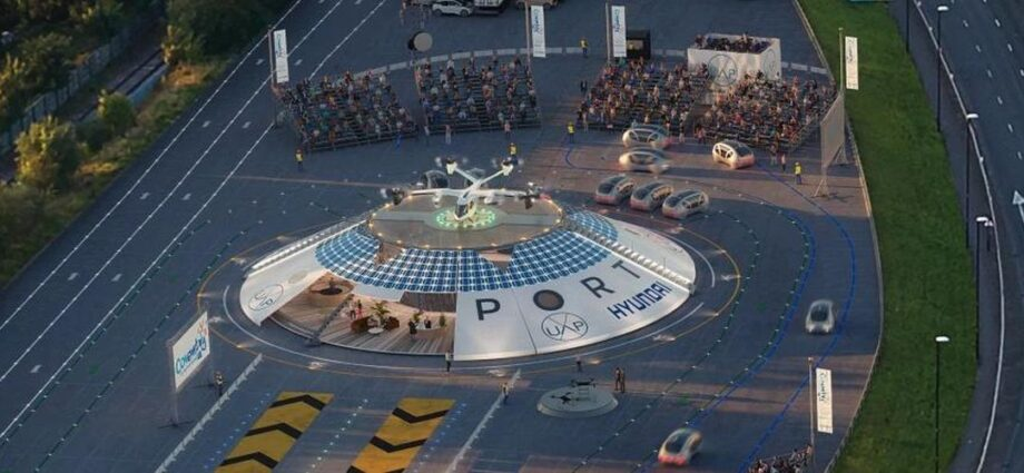 World's First Urban Drone and Flying Taxi Airport to Open in Coventry - Newslibre