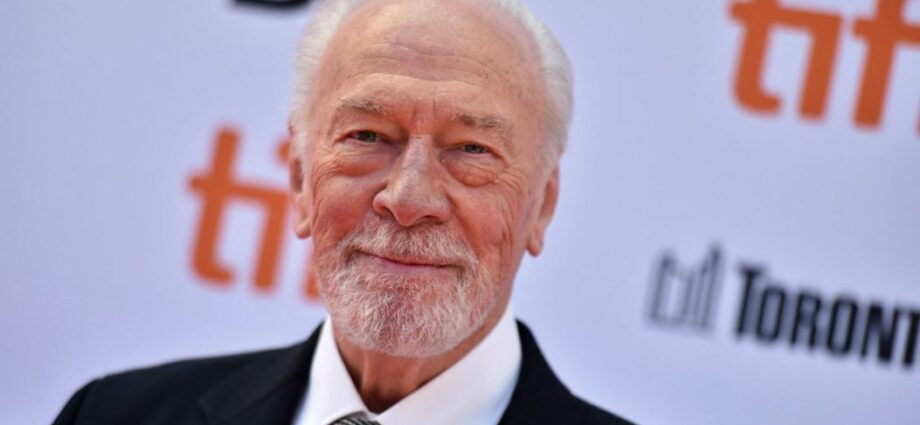 Famous Actor Christopher Plummer Dies at 91 - Newslibre