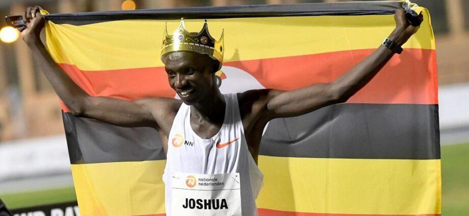 Uganda's Joshua Cheptegei Nominated for Laureus Sports Personality of 2021- Newslibre