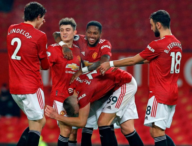 Man United's Defence a Stumbling Block to Title Hopes - Newslibre