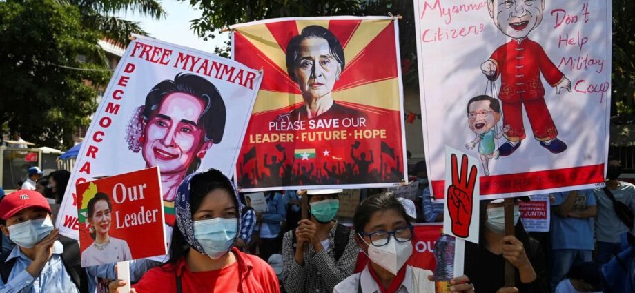Protestors in Myanmar Re-Write the Rule Book on Revolutions and Peaceful Demonstrations