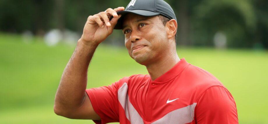Tiger Woods Survives Tragic Car Crash In Los Angeles - Newslibre