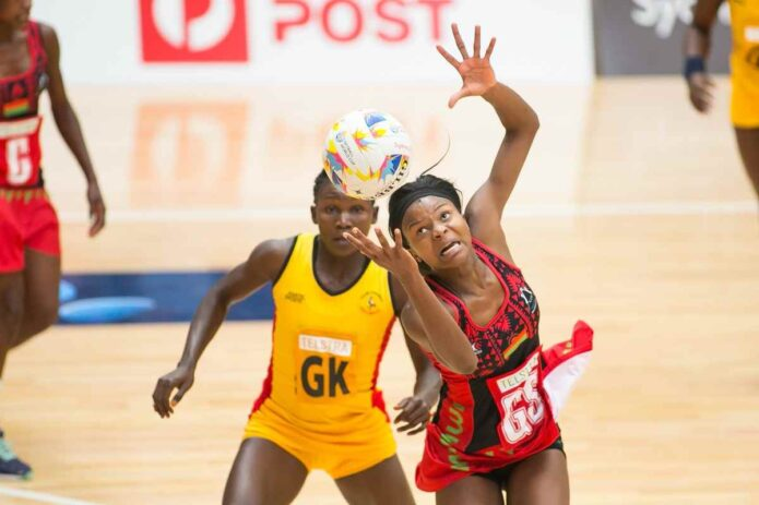 Why the She Cranes Have to Take Part in The 2021 Tests Series Netball Challenge - Newslibre