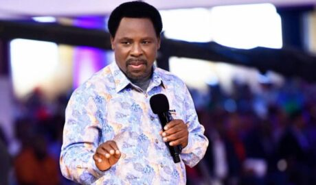 YouTube Blocks Famous Nigerian Pastor Over Claims of Gay Healing - Newslibre