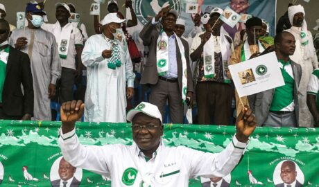 Chad Presidential Election Runner Up Albert Pahimi Appointed Prime Minister - Newslibre