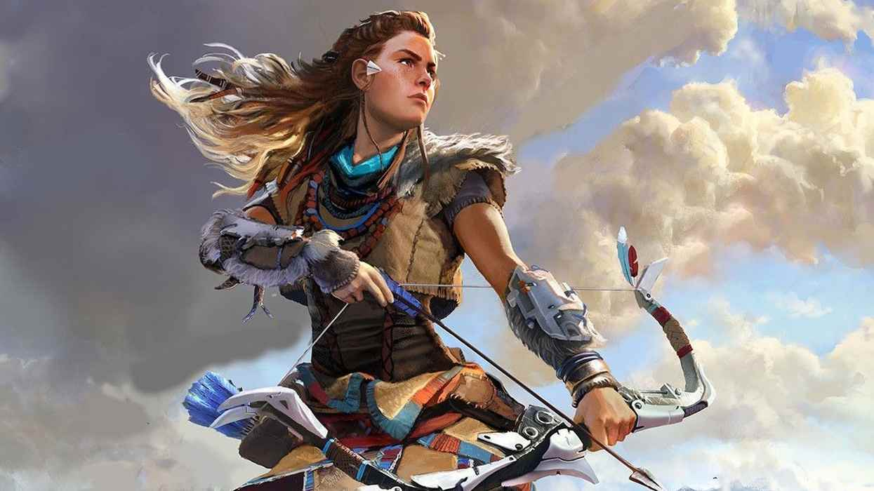 Horizon Zero Dawn Video Game May Get Its Own Movie - Newslibre