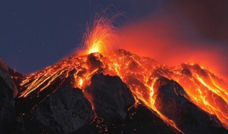 Thousands Left Homeless after Mt Nyiragongo Erupts in DR Congo - Newslibre