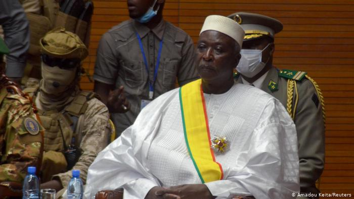 Soldiers Detain new Mali President and Prime Minister - Newslibre